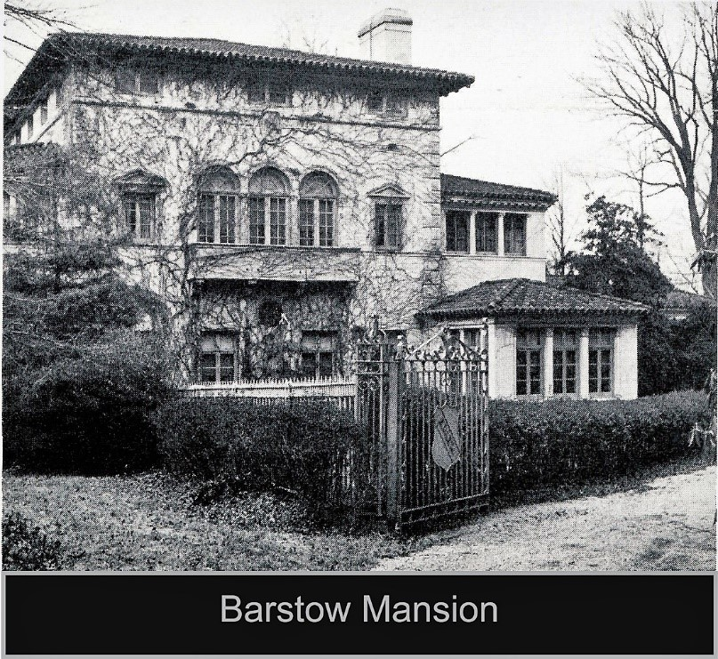 Barstow Mansion